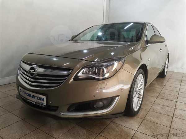 Opel Insignia, 2014 год, 855 000 руб.