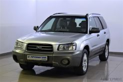 Москва Forester 2002