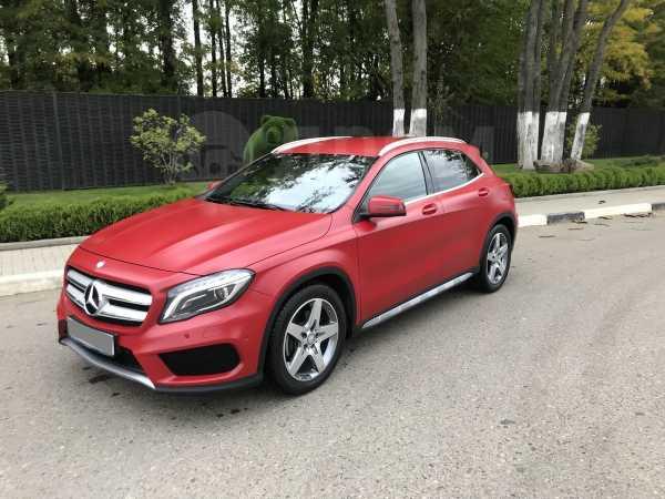 Mercedes-Benz GLA-Class, 2016 год, 1 600 000 руб.