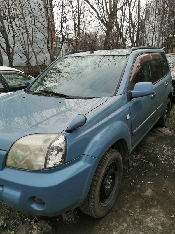 Nissan X-Trail, 2002 год, 300 000 руб.
