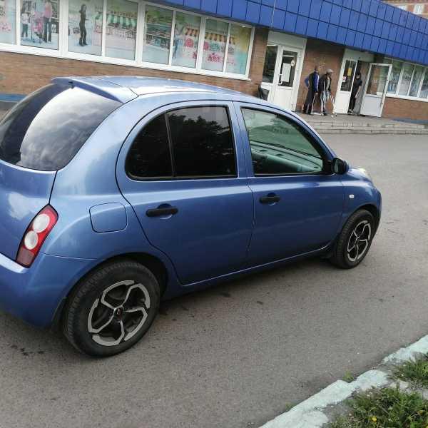 Nissan Micra, 2004 год, 249 000 руб.