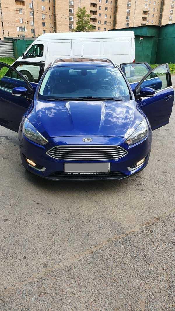 Ford Focus, 2018 год, 950 000 руб.