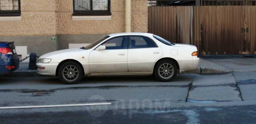 Toyota Carina ED, 1995 год, 135 000 руб.