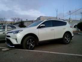 Астрахань Toyota RAV4 2018