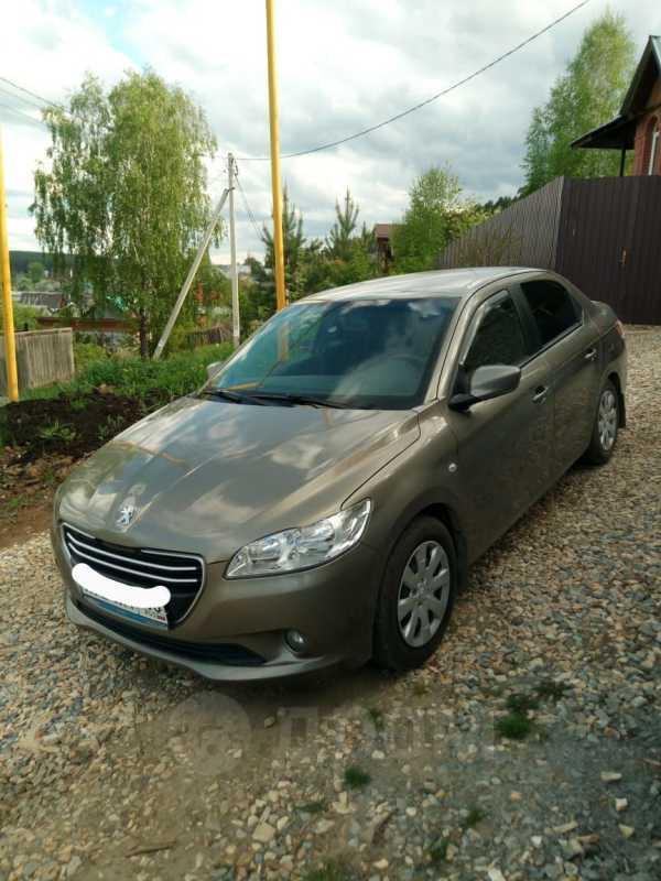 Peugeot 301, 2013 год, 370 000 руб.