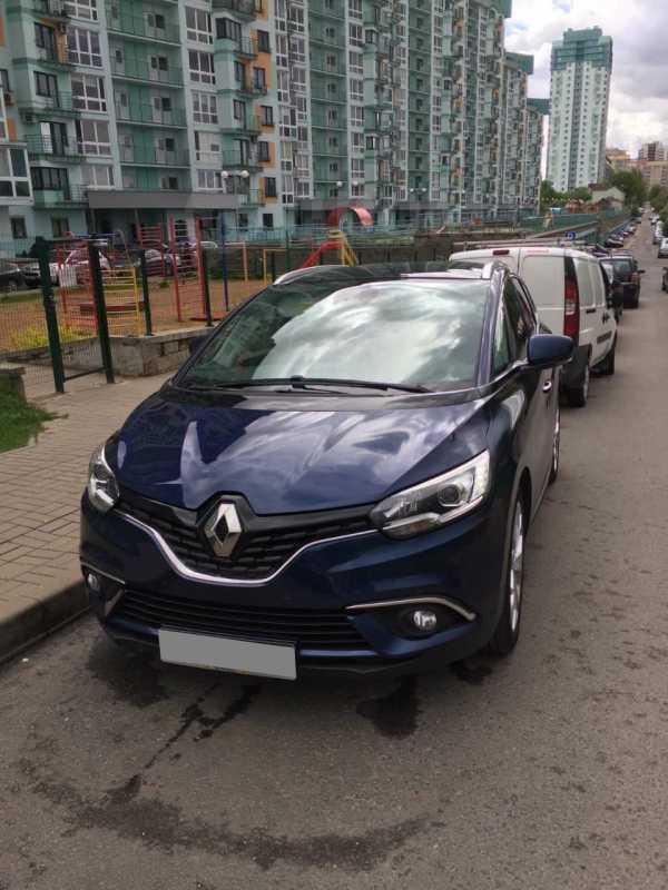 Renault Grand Scenic, 2016 год, 1 100 000 руб.