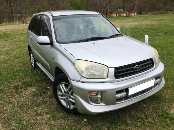 Toyota RAV4, 2002 год, 465 000 руб.