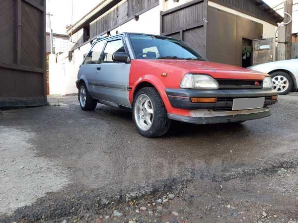 Toyota Starlet, 1989 год, 49 900 руб.