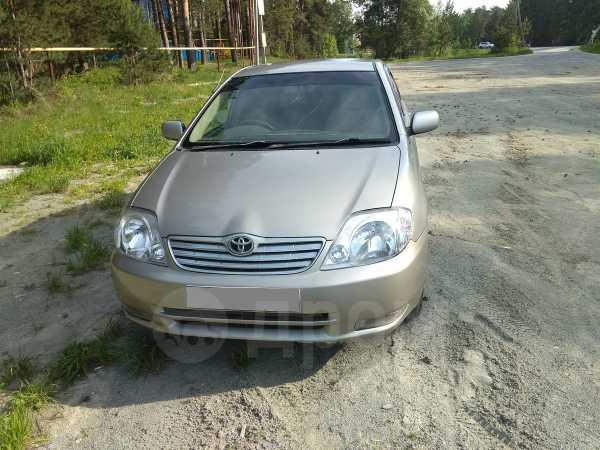 Toyota Corolla, 2001 год, 310 000 руб.