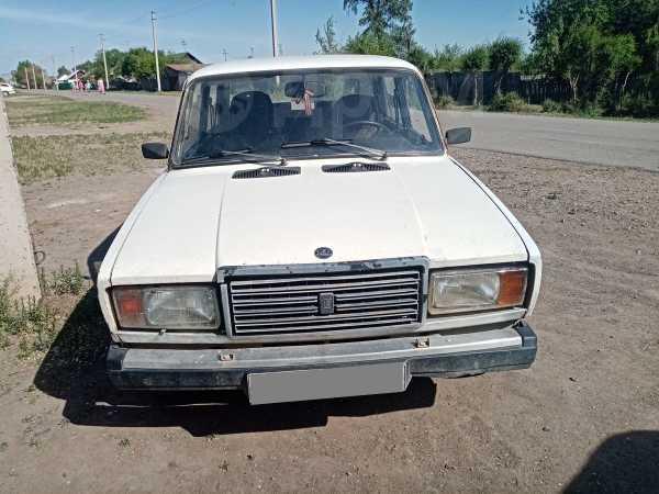 Лада 2107, 1986 год, 17 000 руб.