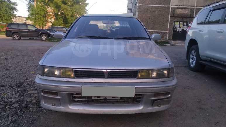 Mitsubishi Mirage, 1991 год, 70 000 руб.