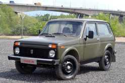 Нижний Новгород 4x4 2121 Нива 1996