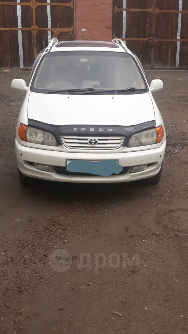 Toyota Ipsum, 2000 год, 360 000 руб.