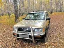 Новосибирск Pathfinder 1998
