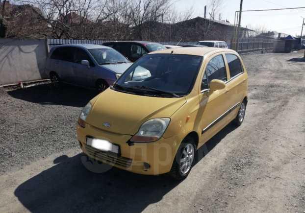 Chevrolet Spark, 2005 год, 147 000 руб.
