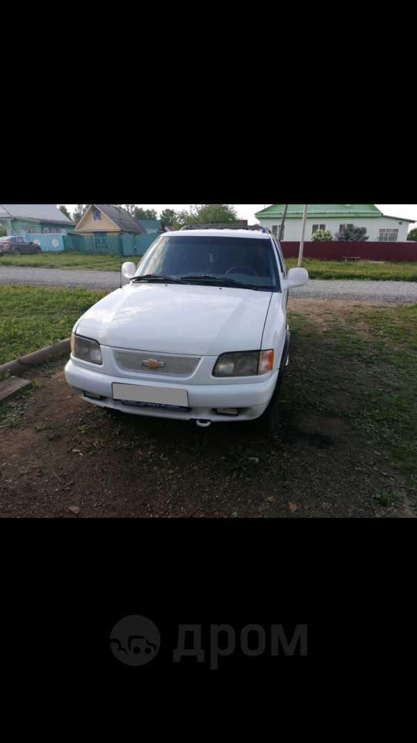 Chevrolet Blazer, 1998 год, 290 000 руб.