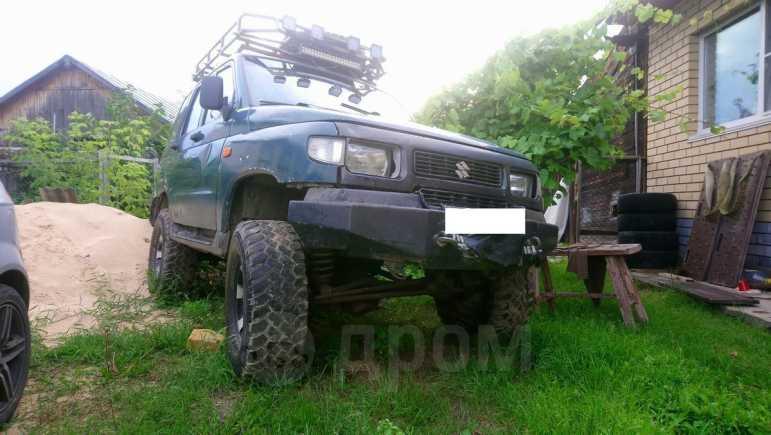 УАЗ Симбир, 1998 год, 130 000 руб.