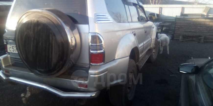 Toyota Land Cruiser Prado, 1999 год, 350 000 руб.