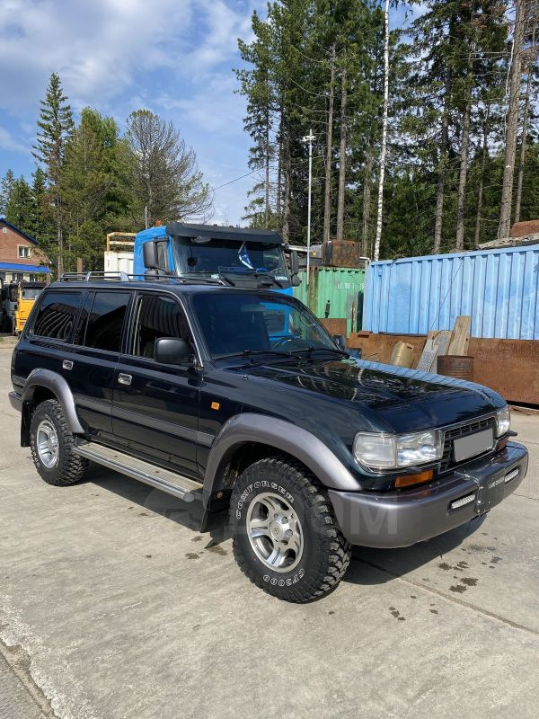 Toyota Land Cruiser, 1997 год, 1 000 000 руб.