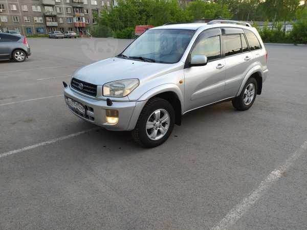 Toyota RAV4, 2003 год, 530 000 руб.