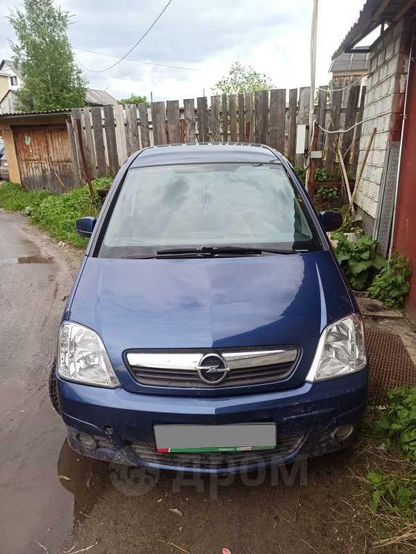 Opel Meriva, 2007 год, 225 000 руб.