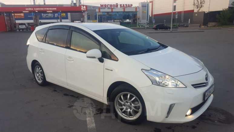 Toyota Prius a, 2014 год, 951 000 руб.