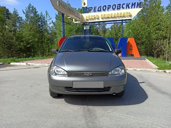 Лада Калина, 2009 год, 160 000 руб.