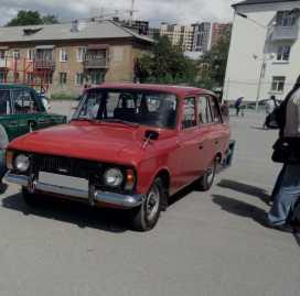 Верхняя Пышма 2125 Комби 1989