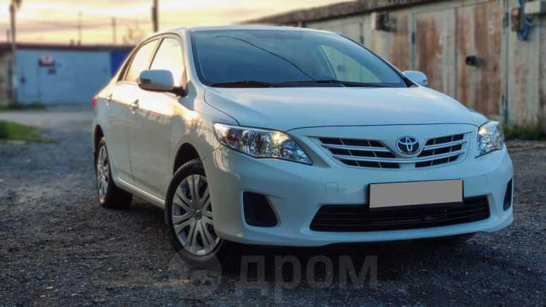 Toyota Corolla, 2012 год, 749 000 руб.