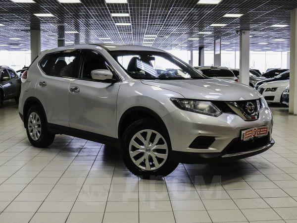 Nissan X-Trail, 2017 год, 949 900 руб.