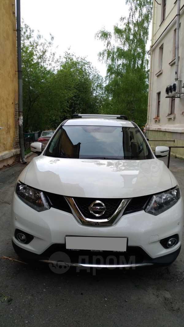 Nissan X-Trail, 2017 год, 1 360 000 руб.