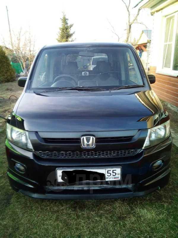Купить Honda Mobilio Spike 2007 в Омске, Родной ПТС, Двигатель, коробка без нареканий, обмен на ...