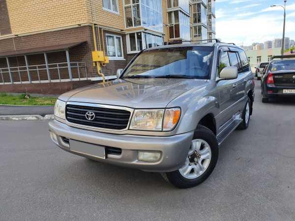 Toyota Land Cruiser, 2001 год, 799 000 руб.