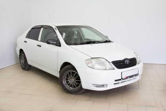 Toyota Corolla, 2002 год, 319 990 руб.