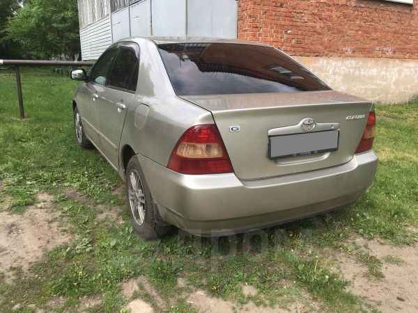 Toyota Corolla, 2000 год, 330 000 руб.