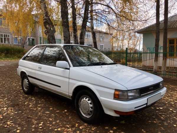 Toyota Corsa, 1986 год, 65 000 руб.