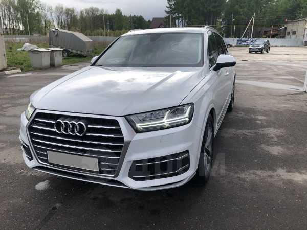 Audi Q7, 2018 год, 3 900 000 руб.