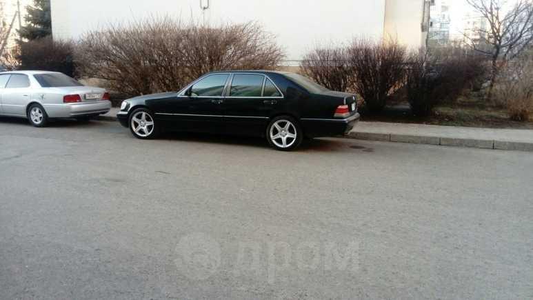 Mercedes-Benz S-Class, 1996 год, 380 000 руб.