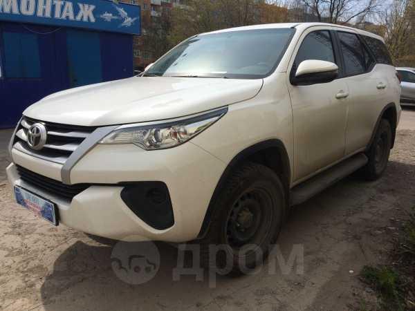 Toyota Fortuner, 2018 год, 1 900 000 руб.