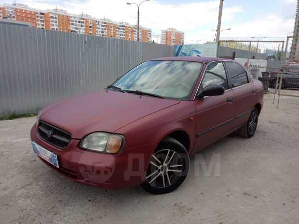 Suzuki Baleno, 2001 год, 128 000 руб.
