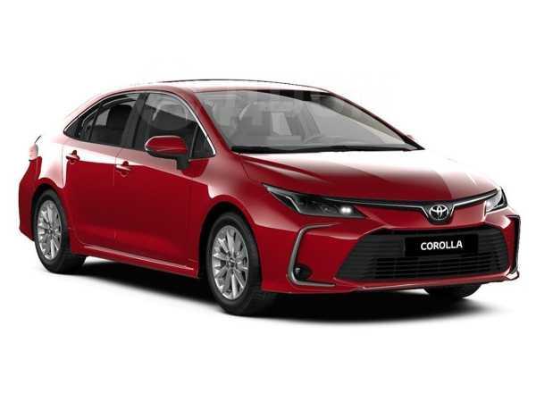 Toyota Corolla, 2020 год, 1 558 500 руб.