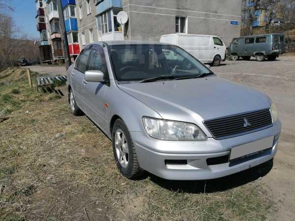 Mitsubishi Lancer Cedia, 2002 год, 240 000 руб.