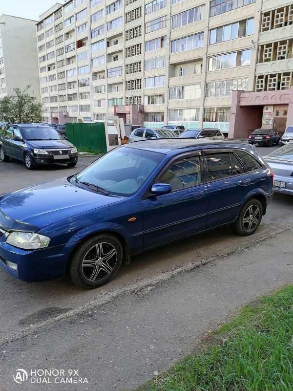 Mazda 323F, 1999 год, 180 000 руб.