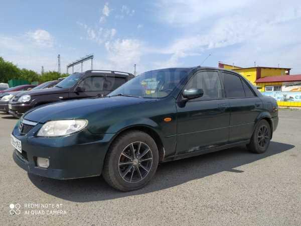 Mazda 323, 2000 год, 130 000 руб.