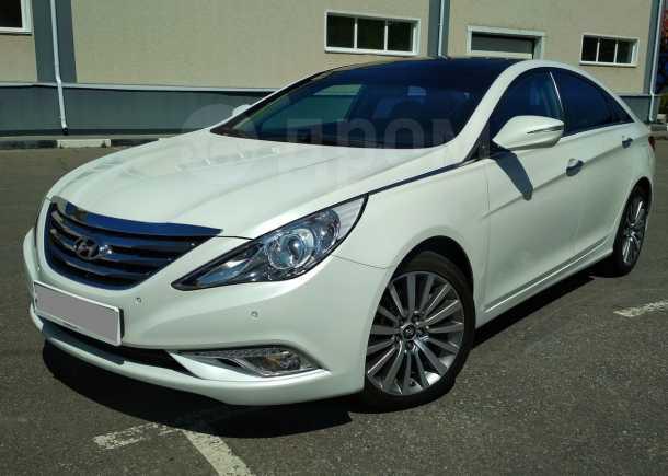 Hyundai Sonata, 2012 год, 799 000 руб.