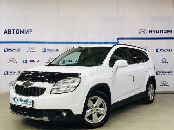 Chevrolet Orlando, 2013 год, 635 000 руб.