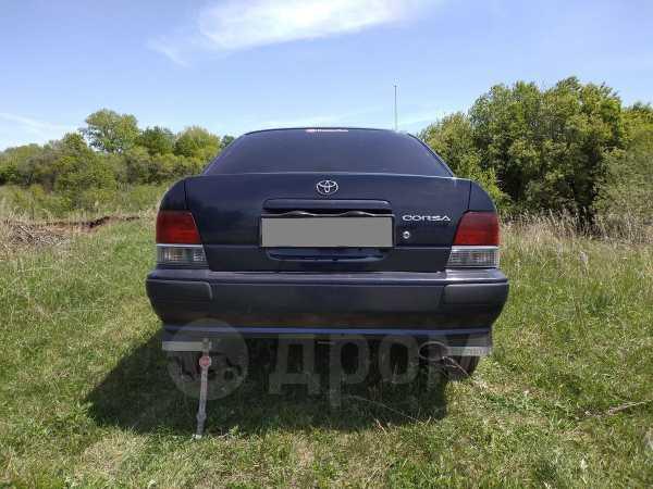 Toyota Corsa, 1998 год, 190 000 руб.