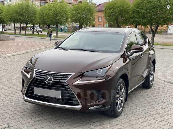 Lexus NX200, 2018 год, 2 400 000 руб.