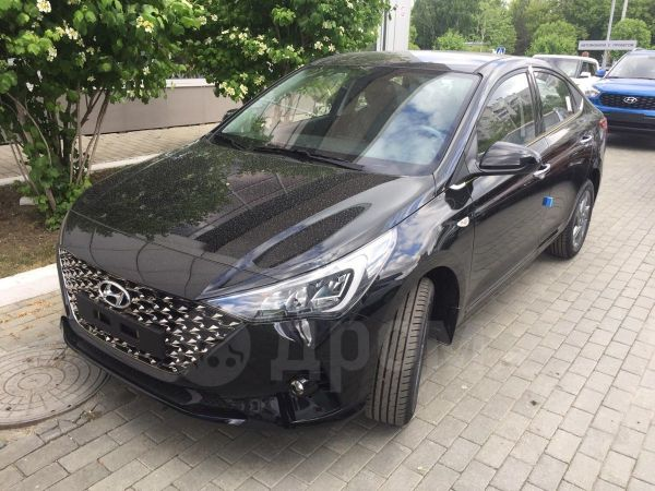 Hyundai Solaris, 2020 год, 1 200 000 руб.