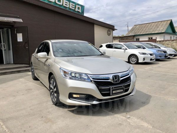 Honda Accord, 2013 год, 1 180 000 руб.